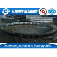 Wholesale Nsk High Speed Ball Bearing Slewing Ring Outer Gear For Ladle Turret from china suppliers
