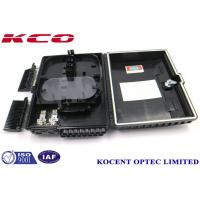 Buy cheap 16 Cores Ftth Termination Box / Fibre Optic Termination Box 16 Cable Ports from wholesalers