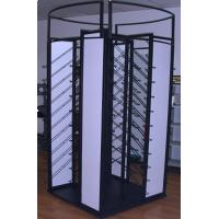 Wholesale Black Flooring Display Racks , Metal Retail Shop Display Racks from china suppliers