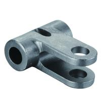 Wholesale custom made clamp1025 carbon steel investment casting parts silicon casting from china suppliers