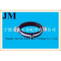 Wholesale 1.5 mm Thick Rubber Pipe Clamp With White Zinc Surface Treatment 4 Inch Size from china suppliers