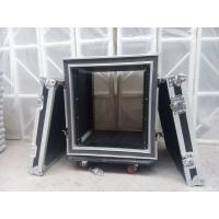 Wholesale 12U Power Amplifier Flight Case , Shockproof Rack Case Road Case for Mixer , Sound , Lights from china suppliers