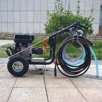 Wholesale 13HP Gasoline Powered Hot Water High Pressure Washer for Grease Cleaning from china suppliers