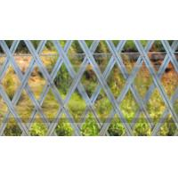 Wholesale Welded Diamond Wire Fencing,Tangle Wire Security Fence Colored,Tangle Tape Flat Mesh from china suppliers