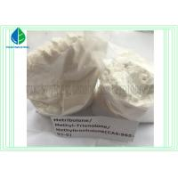 Wholesale Metribolone / Methyltrienolone / Methyltrenbolone Raw Steroid Powders CAS 965-93-5 for Breast Cancer from china suppliers