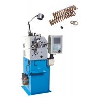Wholesale Simplified Setup Disc Extension Spring Machine With CNC Controlled Servo Motion System from china suppliers