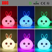 Wholesale Plastic Made Rabbit Shape Desk Light For Study from china suppliers