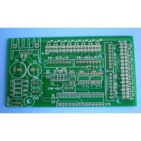 Wholesale High insulating 2-layers ceramic pcb 0.25mm for air conditioner from china suppliers