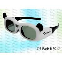 Wholesale 144Hz 0.7Ma DLP LINK Child 3D Glasses GL600 Lightweight With Less Than 38g from china suppliers