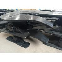 Wholesale Cast Steel Bidirectional Trailer Fifth Wheel With 50mm / 90mm Towing Pins from china suppliers