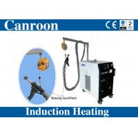 Wholesale Canroon 10-50kw induction heating machine for metal hardening brazing annealing with built-in chiller from china suppliers