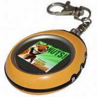 Wholesale Digital Photo Keychain/Waterproof Photo Keychain, Easy to Operate, Available in Various Colors from china suppliers