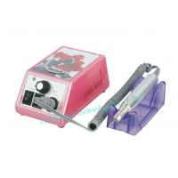 Wholesale Pink 35W 3500rpm - 20000rpm Electric Nail Drill Machine for Nail Beauty and Nail Care from china suppliers