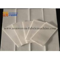Wholesale Decorative Linen Like Paper Guest Hand Towels Custom Printed Patterns from china suppliers