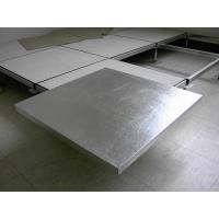 Wholesale Six sides steel encased  network raised floor resisting static for service engine room from china suppliers