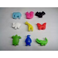 Wholesale Animal Shapes Silicone Wine Markers Custom Silicone Products  , Set Of 9 from china suppliers