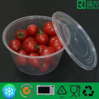 Microwave safe PP Plastic Lunch Container 1000ml