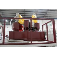 Quality 500-1500mm Width Plastic Wrapping Machine , Stretch Film Rewinding Machine for sale