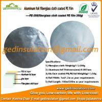 Wholesale The Best Selling Aluminum Foil Glass Fiber Mesh Cloth from china suppliers