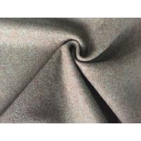 Wholesale Classic Style Felted Wool Fabric , Woven Flannel Fabric For Baby Quilts from china suppliers