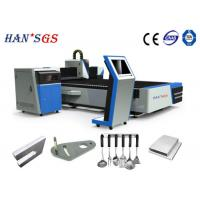 Wholesale 2000W 5mm Carbon Steel CNC Fiber Laser Cutting Machine With 2 Years Warranty from china suppliers