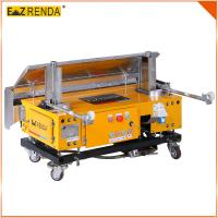 Wholesale Ez renda Plaster Automatic Rendering Machine Stucco Interior Walls from china suppliers
