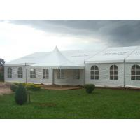 Wholesale Aluminum Structure White Marquee Tent With Windows, Commercial Grade Marquee from china suppliers