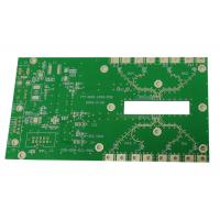 Wholesale One Layer Single Sided PCB Circuit Boards With High Frequency Laminate from china suppliers
