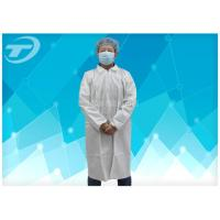 Wholesale Microporous Medical Lab Coats Soft , Waterproof And Breathable Surgical Scrub Suits from china suppliers