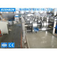 Wholesale Gypsum Drywall System Stud and Track Roll Forming Machine Post Cutting from china suppliers