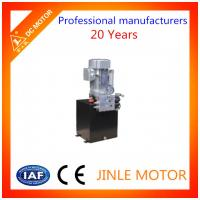CE Certified Hydraulic Power Pack Unit 2.2kw 2800rpm 25Mpa For Double - Scissors Lift