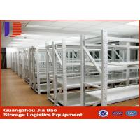 Wholesale Adjustable Middle Duty Warehouse Storage Racks 4 tier shelving unit from china suppliers