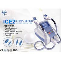 Wholesale 3000W High Power E-Ligth Ipl Freeze Painless Ipl Hair Removal Machine from china suppliers