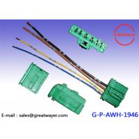 Wholesale TXL 1MM2 Car 12v wiring harness 6 Pin Blue Connector Rocker Customized from china suppliers