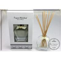 Wholesale Eco - Friendly 80ml Lemon Essential Oil Reed Diffuser Room Fragrance Diffuser from china suppliers