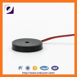 Wholesale 6500Hz 10v Black ABS 85db piezo buzzer , Wire Piezoelectric Buzzer For Alarm from china suppliers