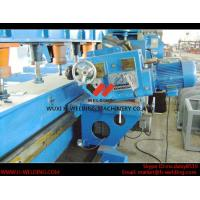 Quality Steel Plate Edge Large Milling Machine With Taiwan E-long Milling Heads 7.5kw for sale