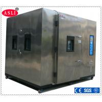 Wholesale Air Cooled Temperature Humidity Walk In Stability Chamber With Alarm System from china suppliers