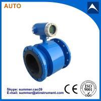 Wholesale Electromagnetic Flow Meter for Sewerage Plants With Reasonable price from china suppliers