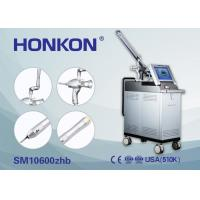 Wholesale 10600nm 30W CO2 Fractional Laser Wrinkle Removal Machine For Salon from china suppliers