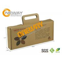 Wholesale Wholesale Custom Printed Kraft Paper Food Packing Box,Recycle Brown Kraft Food Box from china suppliers