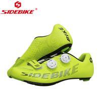Wholesale Anti Skid Fluorescent Cycling Shoes Watertight Dirt Resistant Good Stability from china suppliers