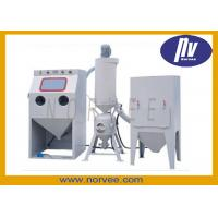 Buy cheap Portable Shot Blasting Equipment / Sandblaster For Moulds / Die Casting Parts from wholesalers