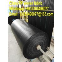 Wholesale 2m x 50m 100g Weed Control Ground Cover Membrane Landscape Fabric Heavy Duty from china suppliers