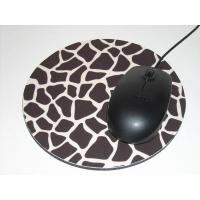 Wholesale Round Fabric Rubber Mouse Pads For Promotional Gift, Anti Slip from china suppliers