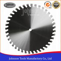 Wholesale Reinforced Concrete Diamond Floor Saw Blades For Petrol Cutters 24 - 72 Inches from china suppliers
