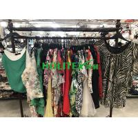 Wholesale Holitex Used Womens Clothing Summer Colorful Silk Blouses For Southeast Asia from china suppliers