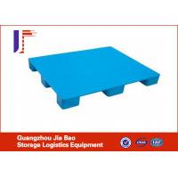 Quality Economic Washable 1200 x 1000 Heavy Duty Plastic Pallets Customized for sale