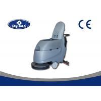 Wholesale Gray Color Commercial Automatic Floor Cleaning Machine Huge Tanks Lower Noise Design from china suppliers