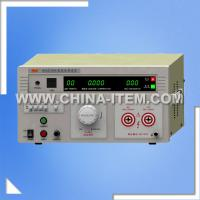 Wholesale 5kv AC/DC Hipot Tester 20mA Leakage Current from china suppliers
